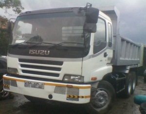 Tipper for hire  trucks for hire in kenya Tipper BR 300x233